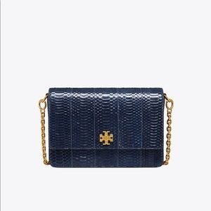 Tory Burch Kira Snake Handbag